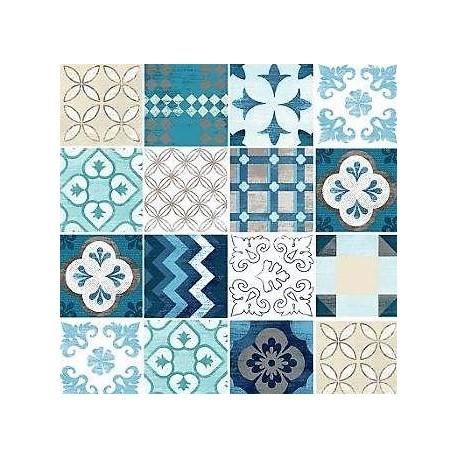 tkanina w śródziemnomorskim stylu