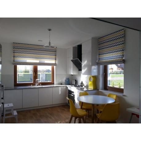 roleta rzymska do nowoczesnej kuchni Białystok